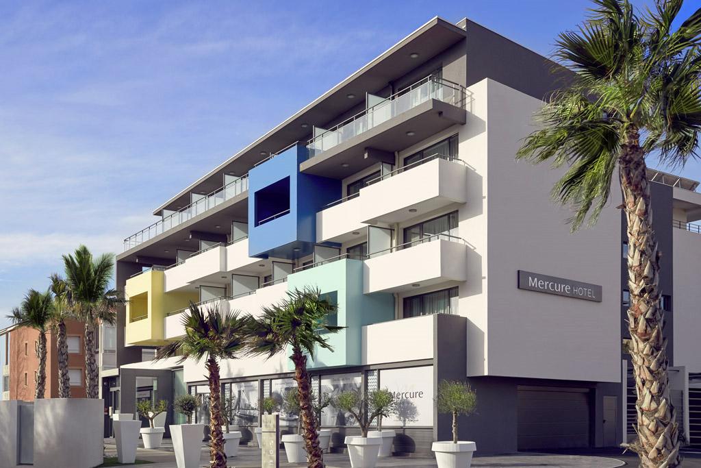 H tel mercure cap d 39 agde accueil for Le jardin hotel mercure
