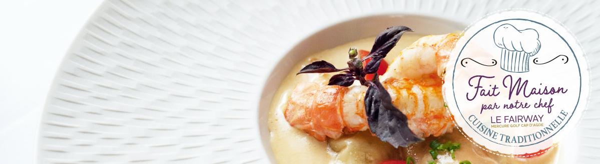 Banniere_Fait_maison-mercure-capdagde-restaurant-le-fairway-herault-gastronomie-menu-midi-soir-ouvert-repas-dejeuner-diner-hotel-2
